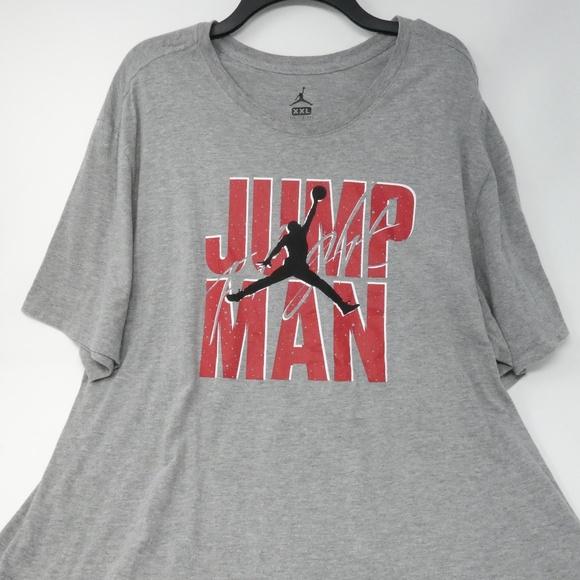 6255b6c8f72 Jordan Shirts | Air Mens Jumpman Graphic Tshirt | Poshmark